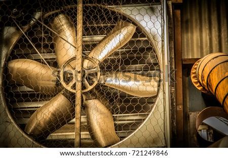 Industrial Fan - Exhaust Fan #721249846