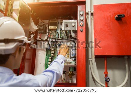 industrial fire control system...