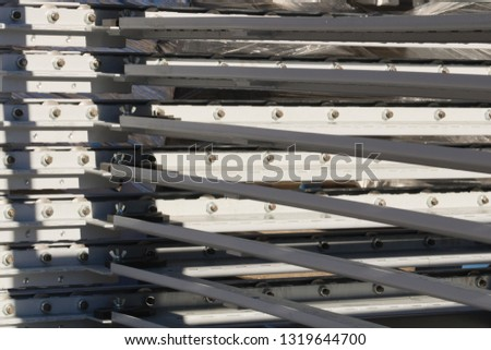 Industrial framework design
