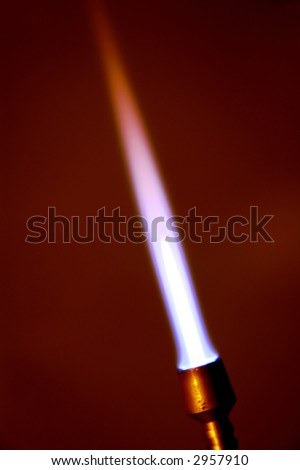 industrial gas torch lightup