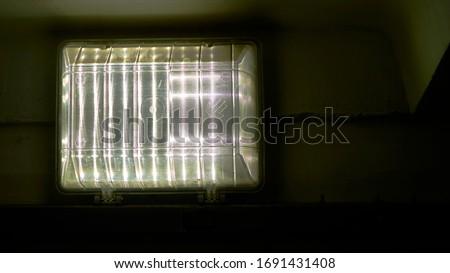 industrial lantern lighting large low light color