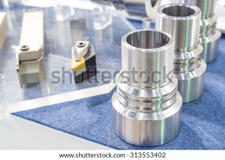 Industrial lathe tool and high precision cnc turning parts