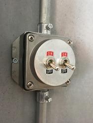 Industrial lighting accessories