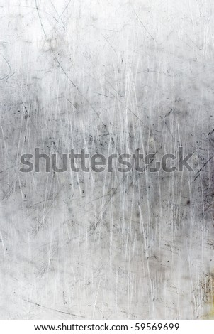 Industrial metal scratched of background