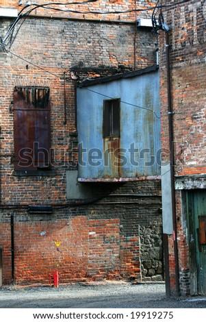 Industrial Overhang