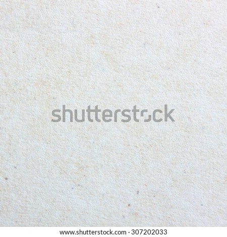 Industrial paper surface, top view
