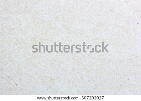 Industrial paper surface, view from top