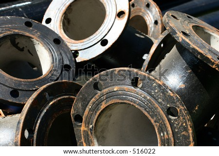 industrial piping #516022