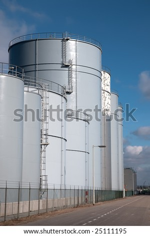 Industrial  Storage Tanks #25111195