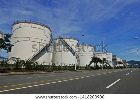 industrial tanks in industrial parks #1416203900