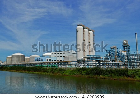 industrial tanks in industrial parks #1416203909