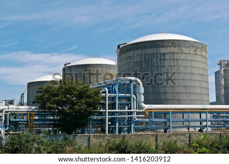 industrial tanks in industrial parks #1416203912