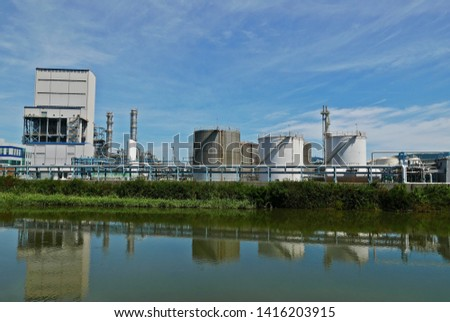 industrial tanks in industrial parks #1416203915