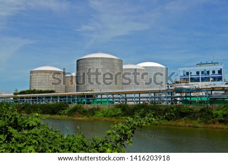 industrial tanks in industrial parks #1416203918