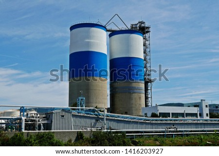 industrial tanks in industrial parks #1416203927