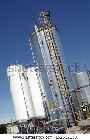 industrial tanks outdoor  #152512133