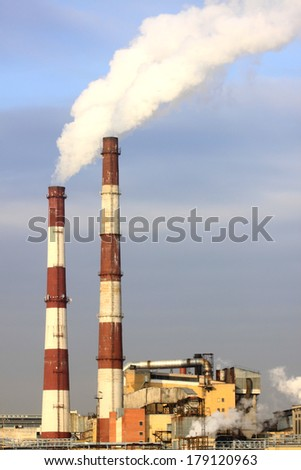 industry and ecology