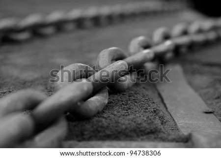 Industry Chain with selective focus