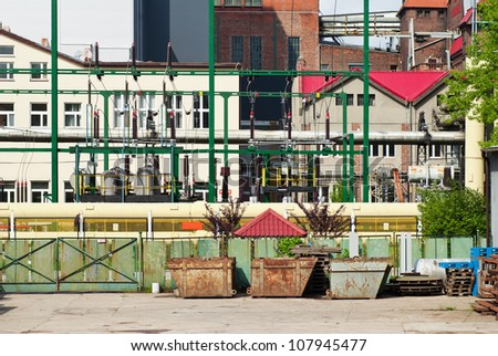 industry landscape