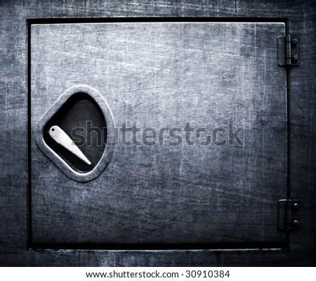 industry metal door