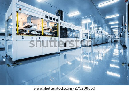 Industry, Technology, Borough Of Industry, Factory, Automated #273208850