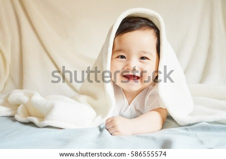 Infant Baby  Smile #586555574