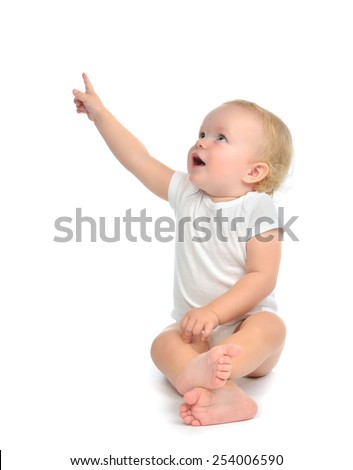 girls in full diapers images - usseek.com Cute Baby Pointing Finger