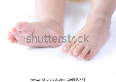 Infant new born
