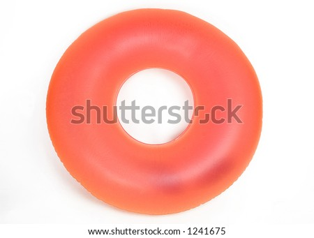 Inflatable Round Pool Tube