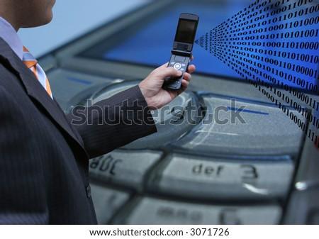 Information transfer