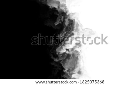 ink in water, spreading over the surface from bottom to top, splashing, paint splashes, watercolor, water, gradient, transition, abstract background, motion dynamics, animation, news, trends, modern