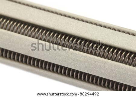 Insecure electric heater coil