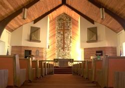 Inside a church 3.