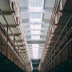 Inside Alcatraz Prison