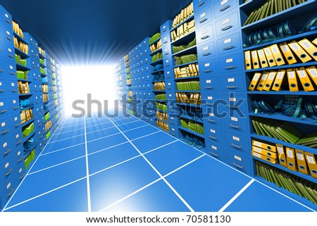 Inside server