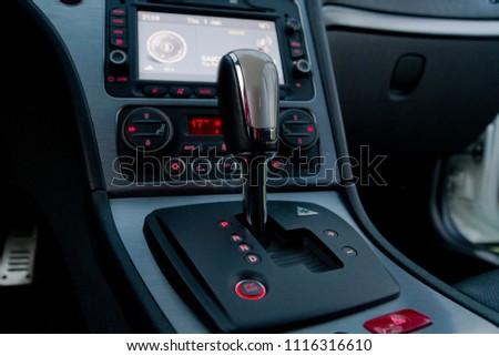 Inside Sport Car #1116316610