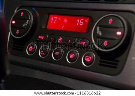 Inside Sport Car #1116316622