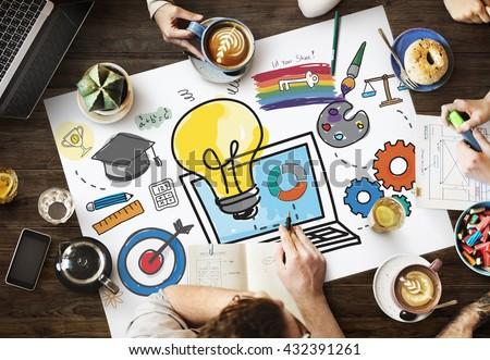 Inspiration Aspiration Sources Data Idea Ideas Concept