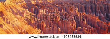 Inspiration Point, Bryce Canyon National Park, Southern Utah