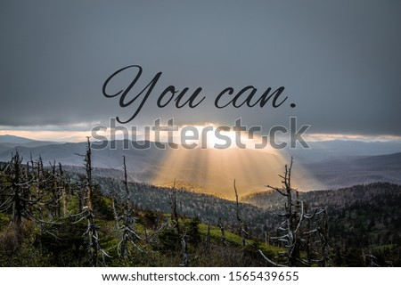 Inspirational Travel Quote: You can