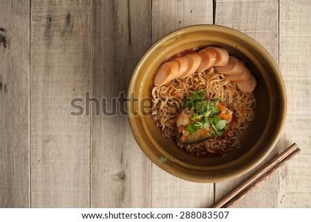 Instant noodle #288083507