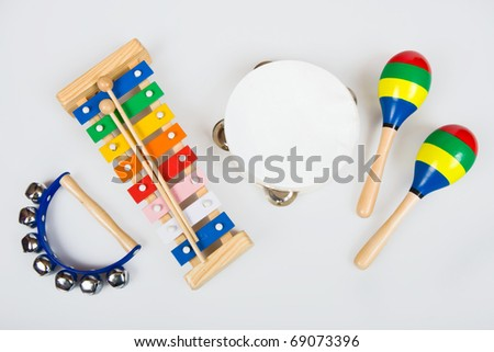 Instruments for children