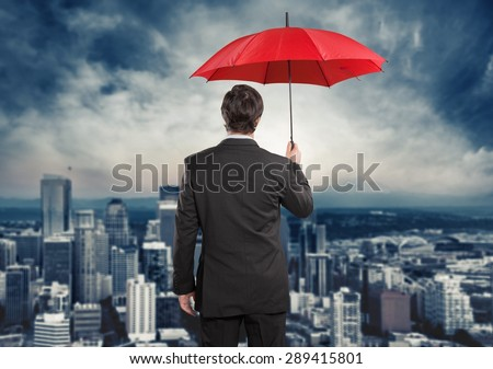 Insurance, Umbrella, Insurance Agent.