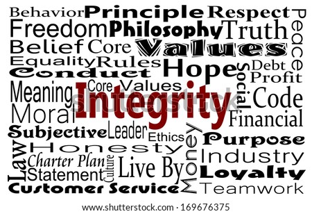 essay on integrity and honesty