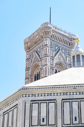 Interesting Particulars of The Florence Baptistery,  Baptistery of Saint John, is a religious building in Florence, Italy, and has the status of a minor basilica.