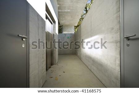 interior building