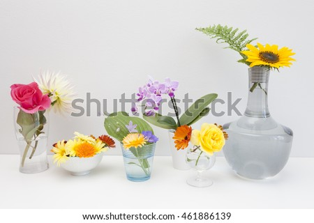Sunflowers Vase Free Photo Gratisography