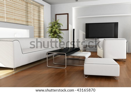 Interior Design (living room)