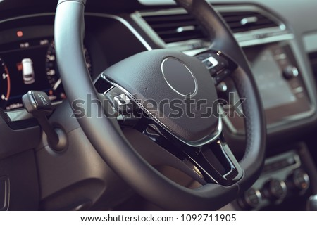 Interior Design New Auto #1092711905