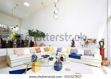 Interior design series: living room